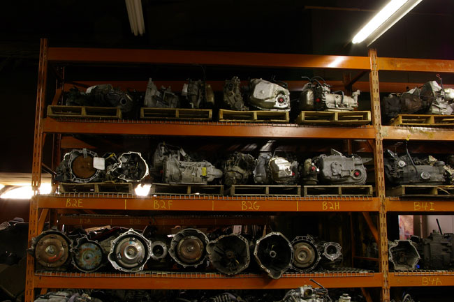More transmissions and transfer cases