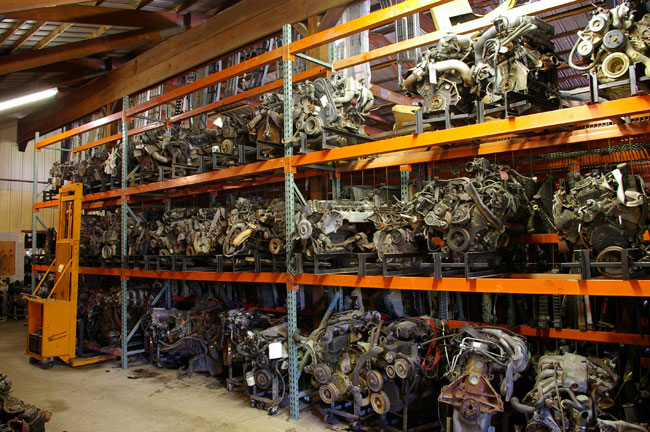 Ford, Chevy, Toyota engines
